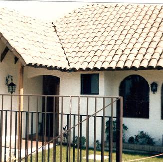 Casa Goyeneche, 1986