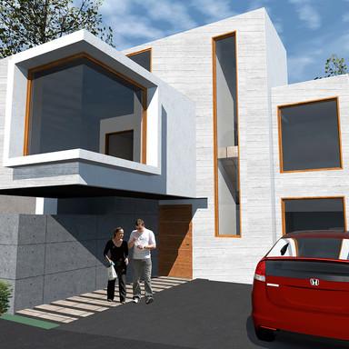 Proyecto Casas Alonso de Camargo