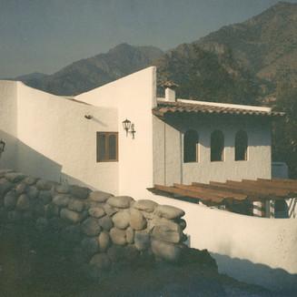 Casa Alliende, 1986