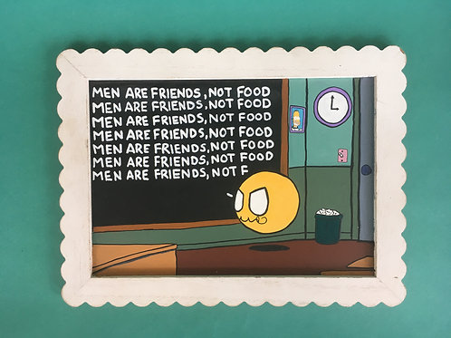 """Men are Friends by Jerome """"Chu"""" Charles"""