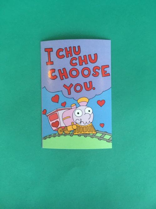 "Postcards by Jerome ""Chu"" Charles"