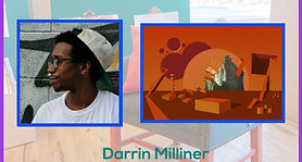 $5 Ticket for Darrin Milliner Tiny Talk