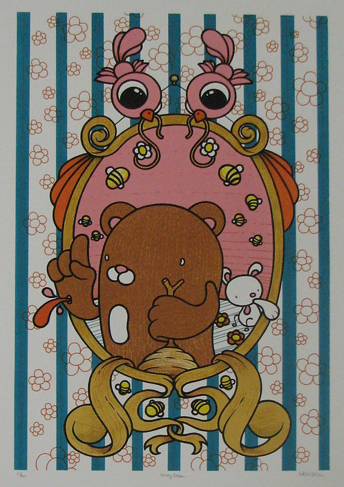 Honey Bear by Mike Budai