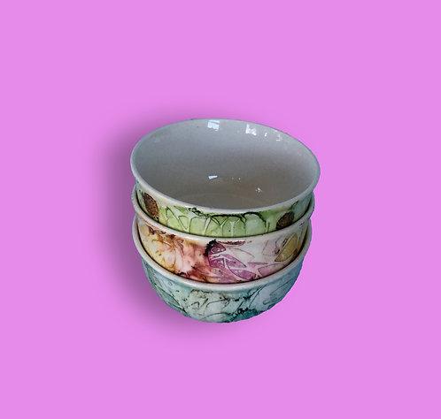 Bowls by Debra Kahler