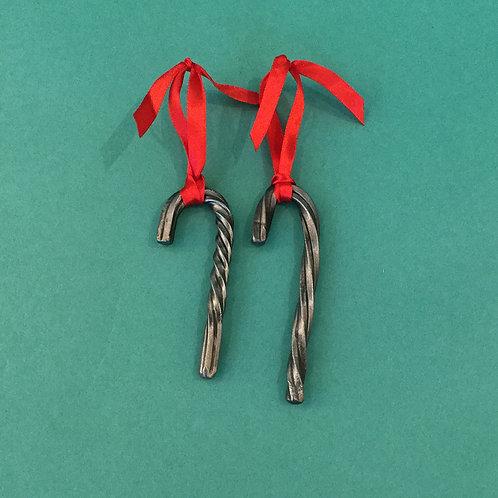 Steel Ornaments by Karen Kocher