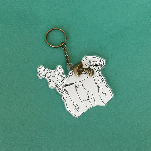 Keychains by Jegan Mones