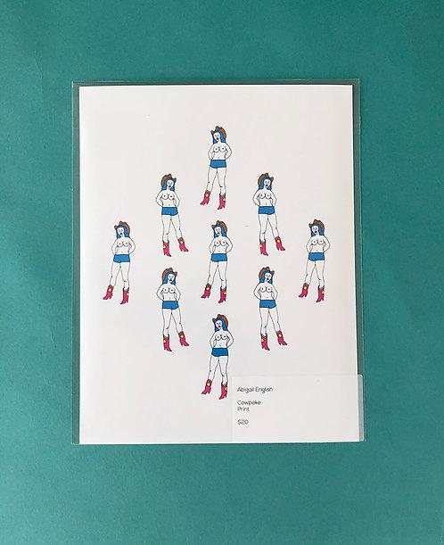 Prints by Abigail English