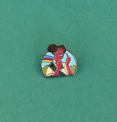 Enamel Pin by Shori Sims