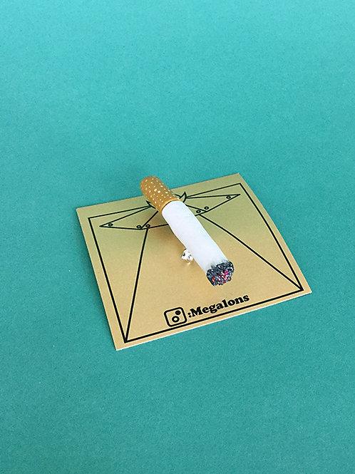 Cig Pin by Megan Shalonis
