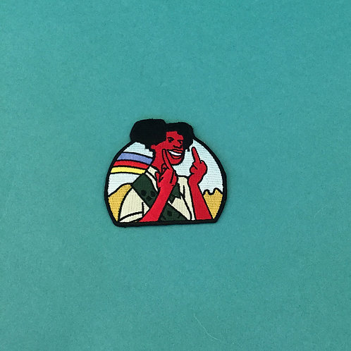 Embroided Patch by Shori Sims