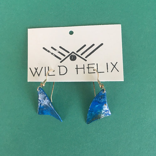 Earrings by Wild Helix