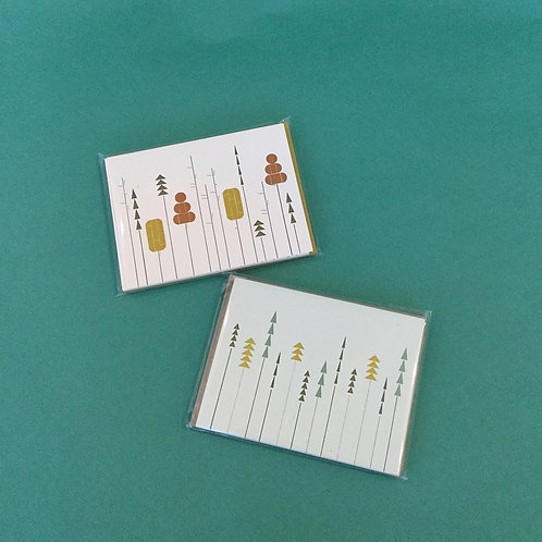 Card Packs by Gingerly Press