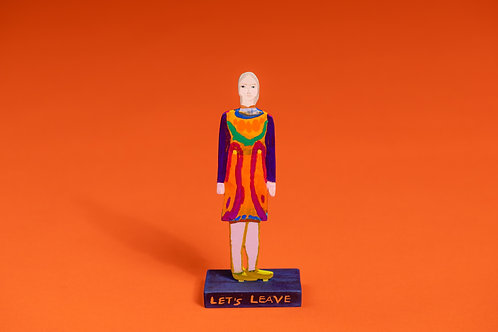 Let's Leave Some Empty Space by Alexandra Lakin