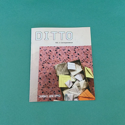 Ditto by Candace Opper