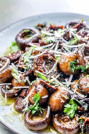 pan-fried-tuscan-parmesan-mushrooms-reci