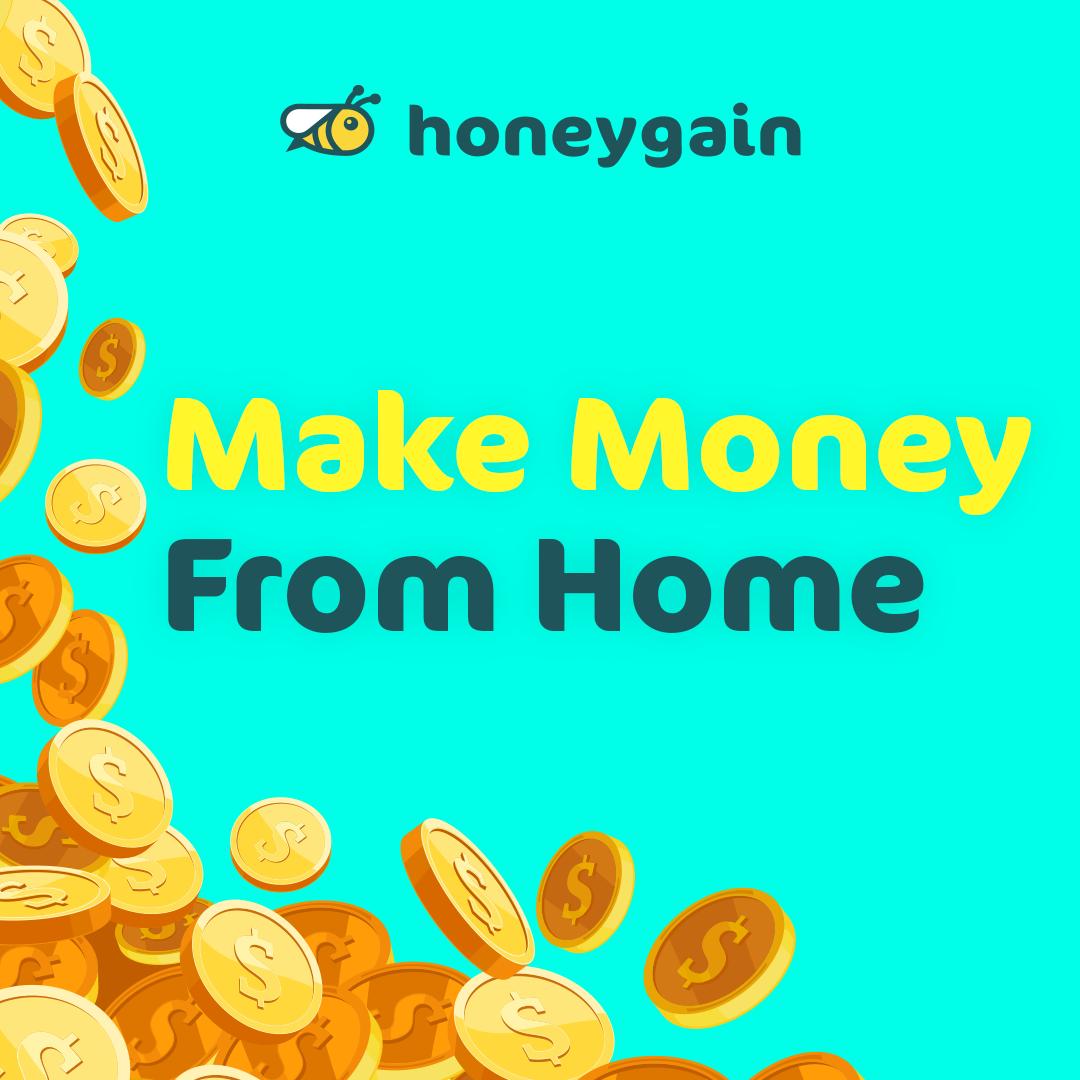Make Money Online With Honeygain | Honeygain