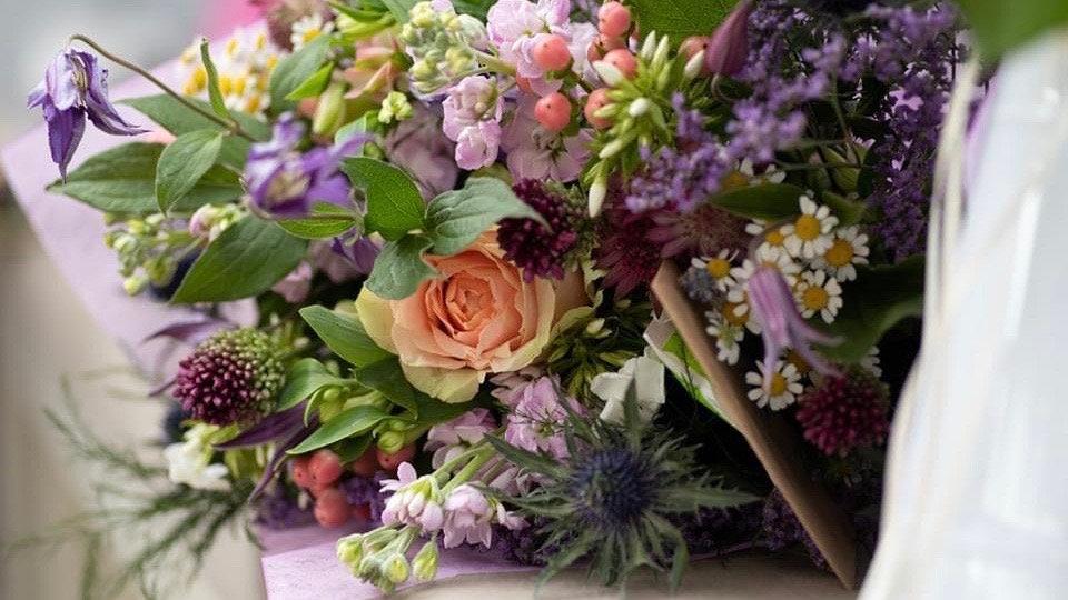 3 Month Standard flower subscription Voucher