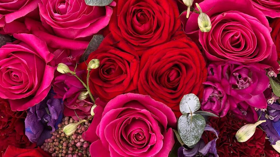 11 Month Luxury Flower Subscription Voucher