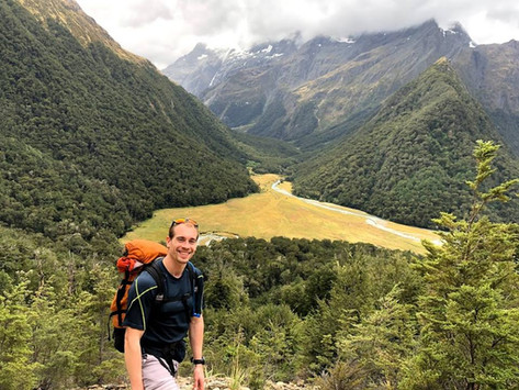 Top 5 Tips for Backpacking