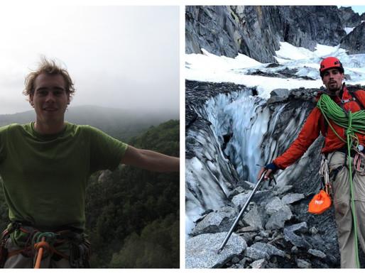 How I Got Into Climbing
