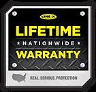 LINE-X Lifetime Warranty