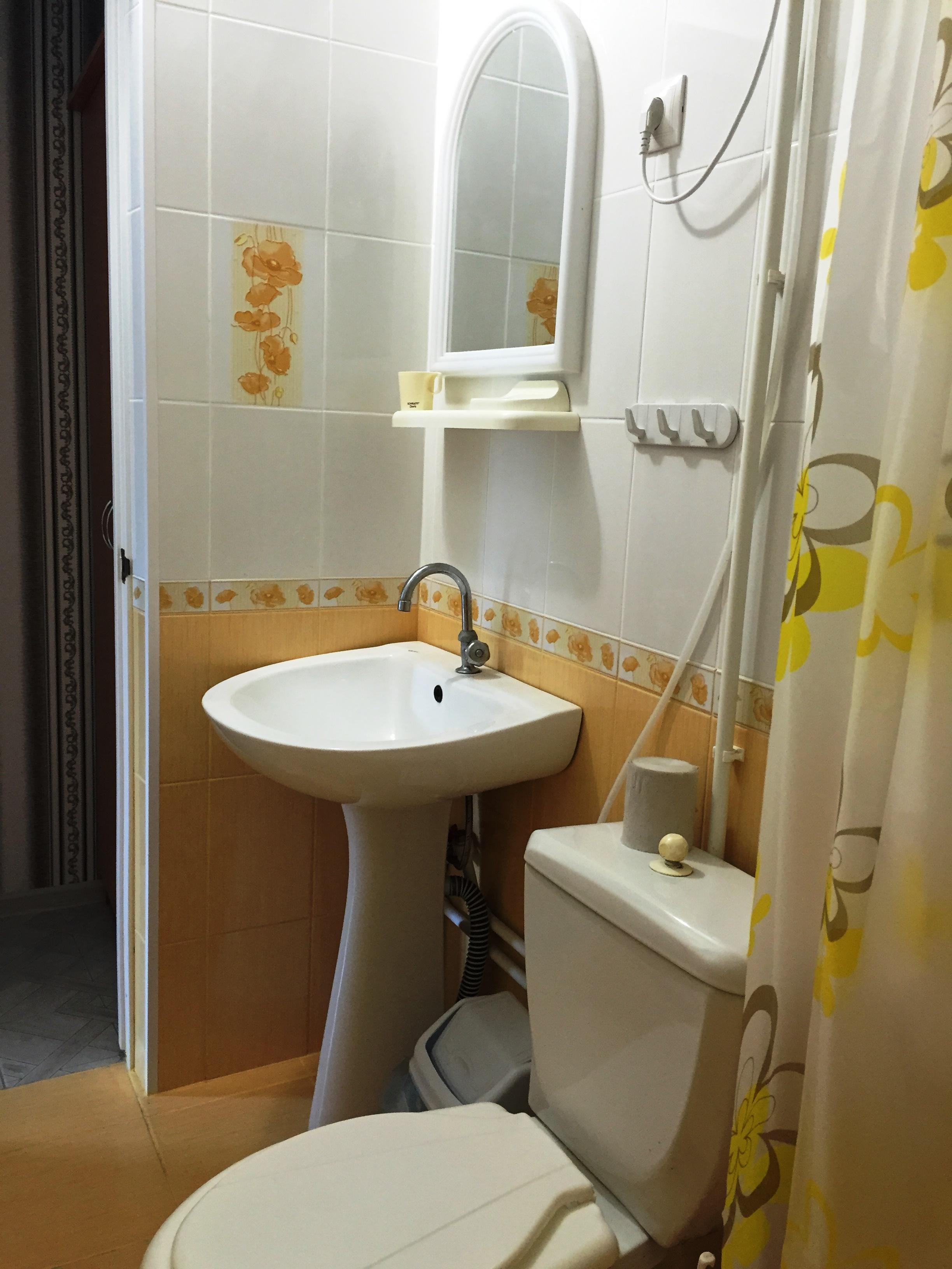 2 номер душ/туалет
