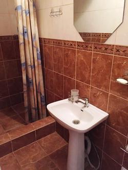 1 номер туалет/душ