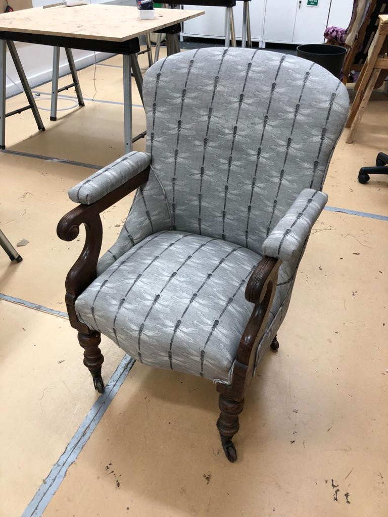 Antique chair - weekend course