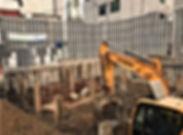 2019.01 2주차 감리보고서 기초 터파기 공사.jpg