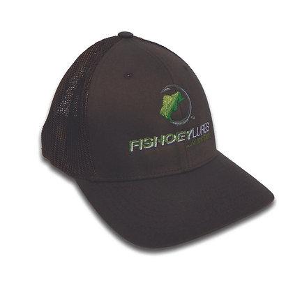 Flex Fabric Comfort Style Baseball Cap - Color Full Logo