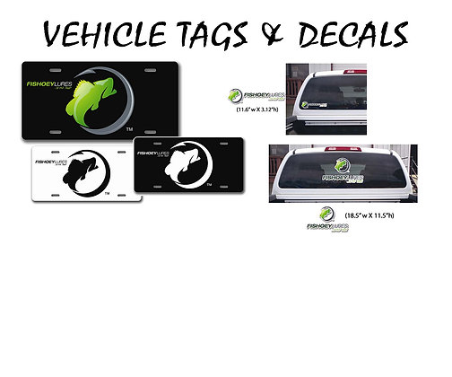 VEHICLE AND TAGS