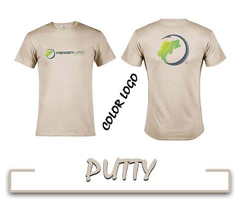 T-Shirt - Putty - Color Logos