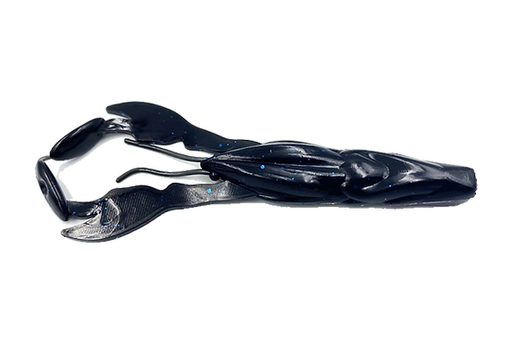 #70 Black / Blue Flake  - Hitchhiker Craw