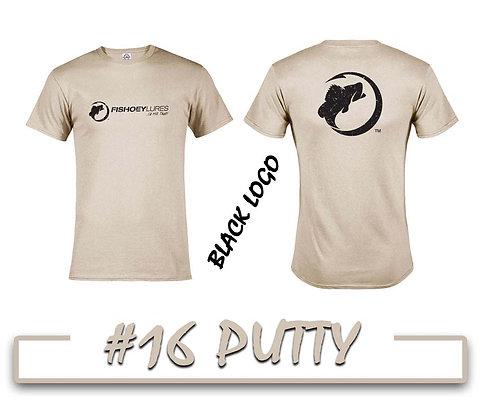 T-Shirts - Black Logo (Distressed)