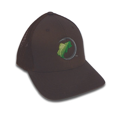 Flex Fabric Comfort Style Baseball Cap - Color Logo Element