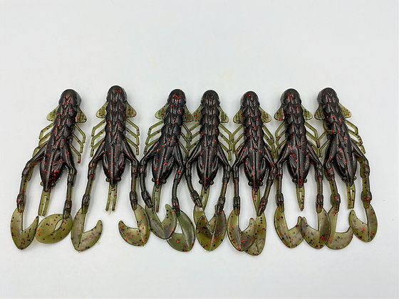 Outlaw Craw 6, 7, 8, 9