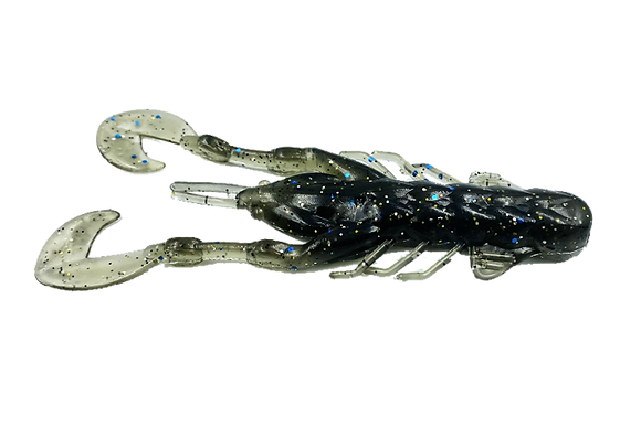 #01 Smoked Sapphire - Outlaw Craw