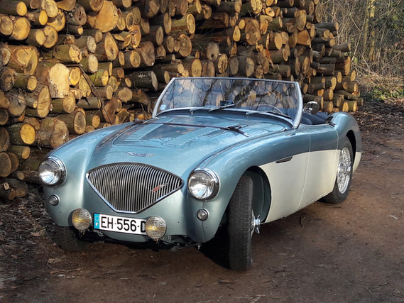 Austin Healey BN2 - 1956 Version Le Mans