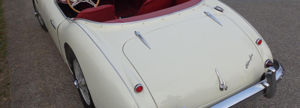 Austin Healey 3000BT7-1960
