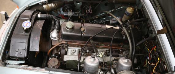 Austin Healey 3000 MK3 / 1967