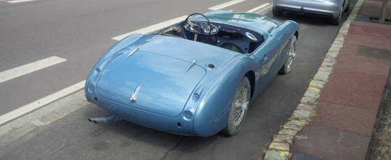 Austin Healey 3000 BN7 1960