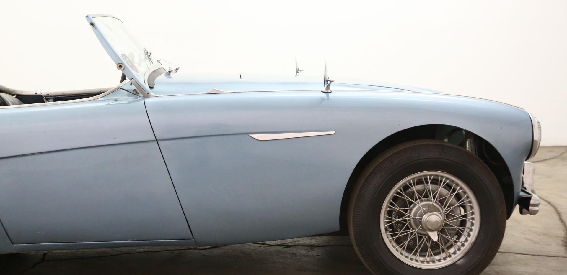 Austin Healey 100/4 BN2 1956