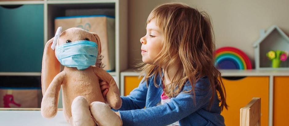 Pandemi çocukların üzerinde kalıcı izler bırakacak mı?