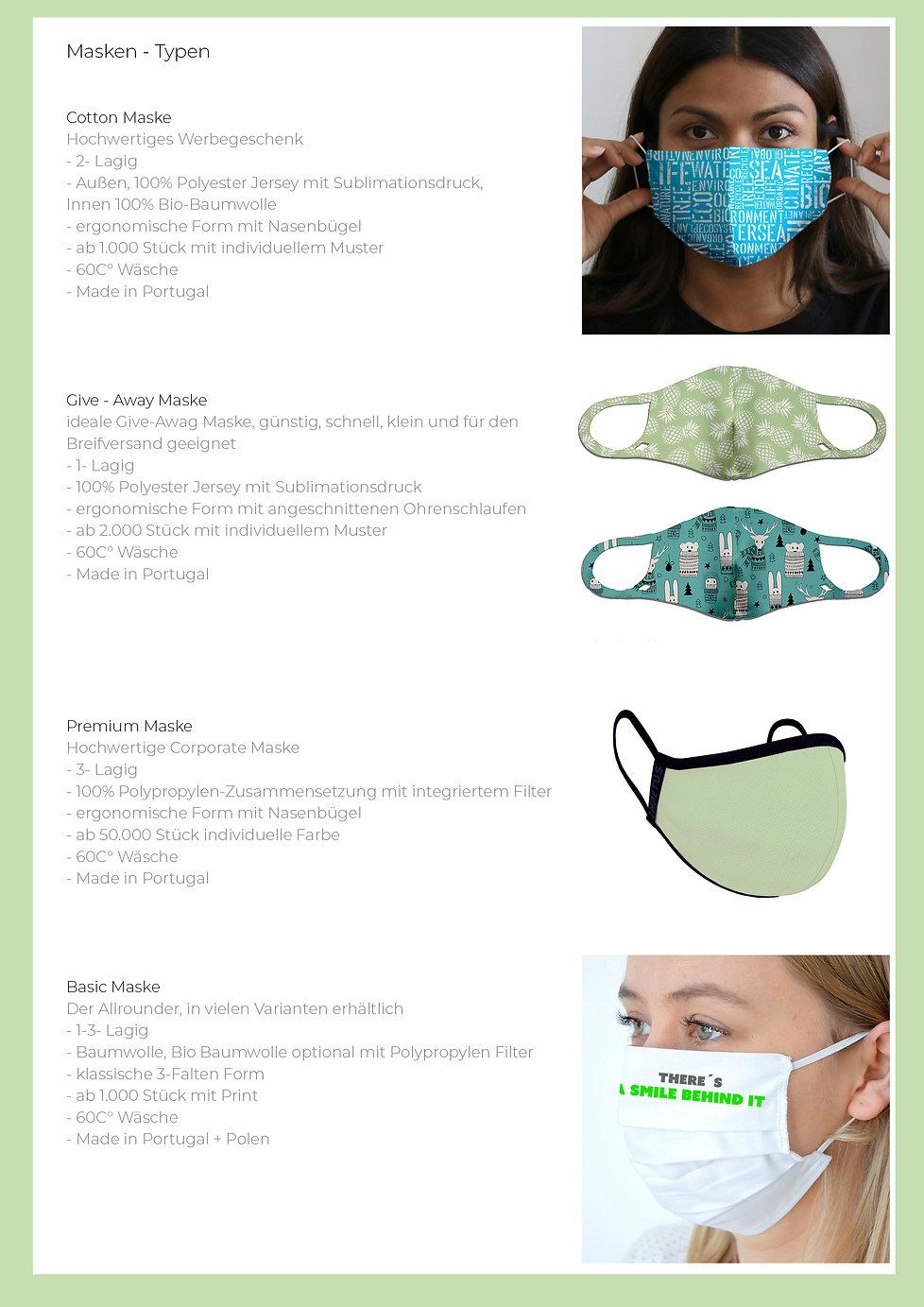 Community Maske, Behelfs Maske, Mund Nasen Maske