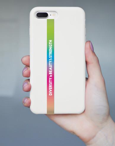 diversity phone strap