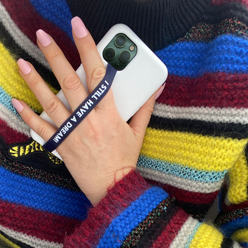 dream - phone-strap