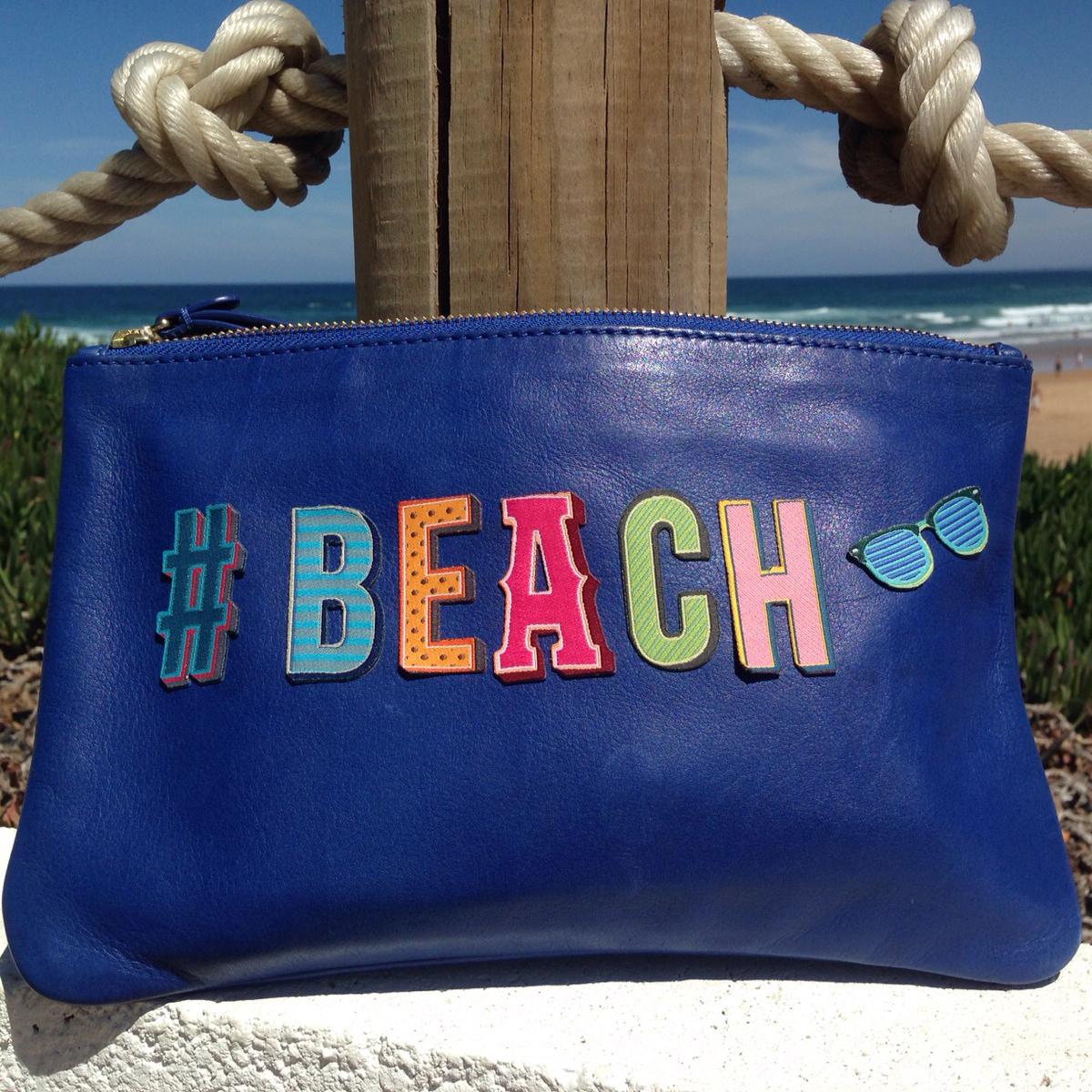 Beach Clutch