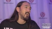 Interviewed Steve Aoki!