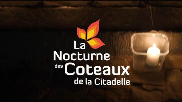 La Nocturne des Coteaux de la Citadelle