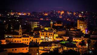 Visualizing Ramallah - Light Festival (PS)